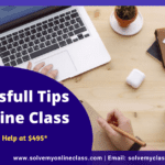 Successful Tips for Online Class