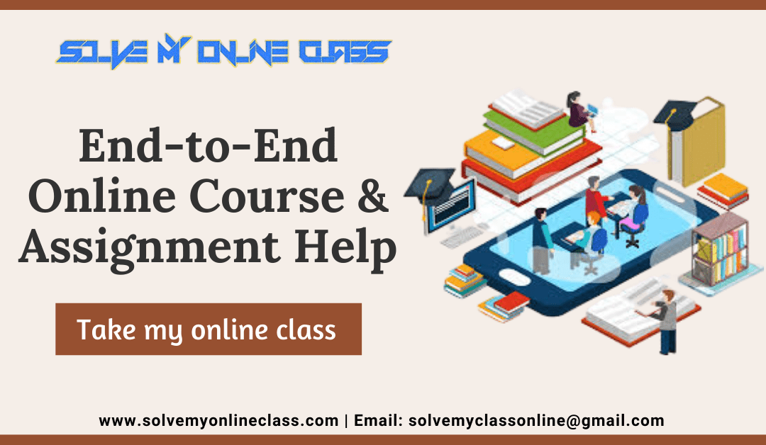 End-to-End Course and Assignment Help