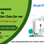 Pay someone to take my Online Class | Exam | Quiz for me