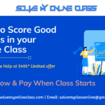 How to Score Good Grades in your Online Class