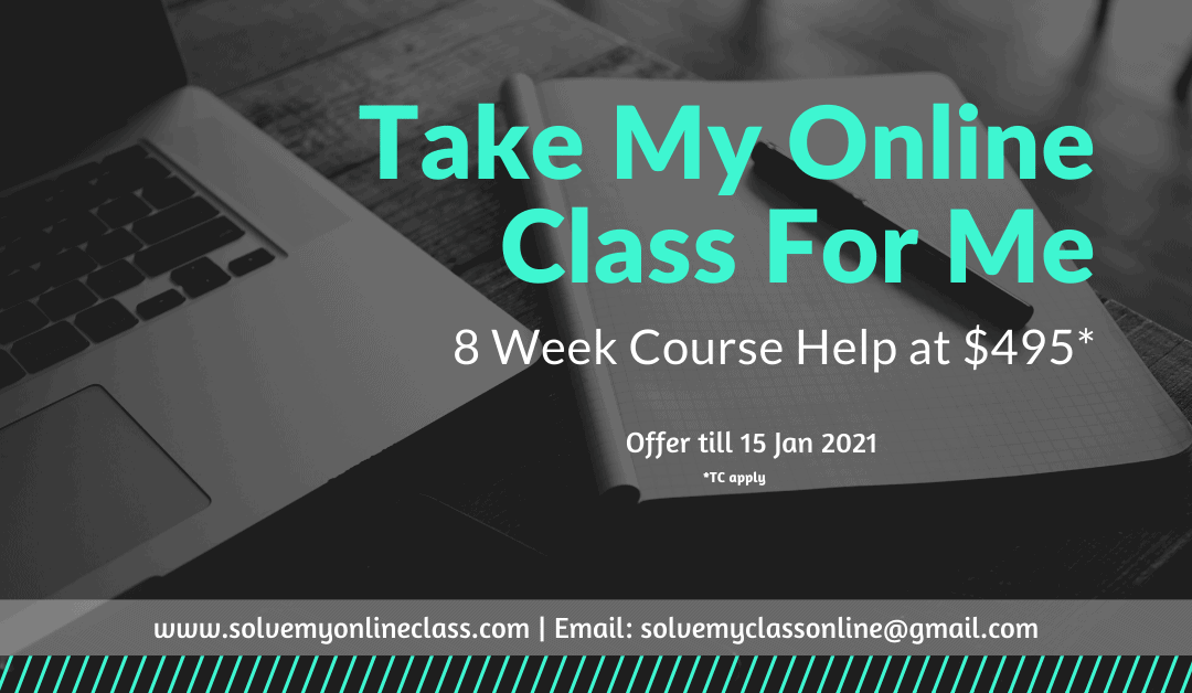 Take My Online Course For Me