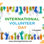International Volunteer Day for Economic and Social Development