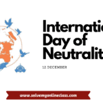 International Day of Neutrality