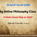 Take my Online Philosophy Class for me