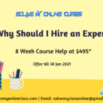 Why Should I Hire an Expert?