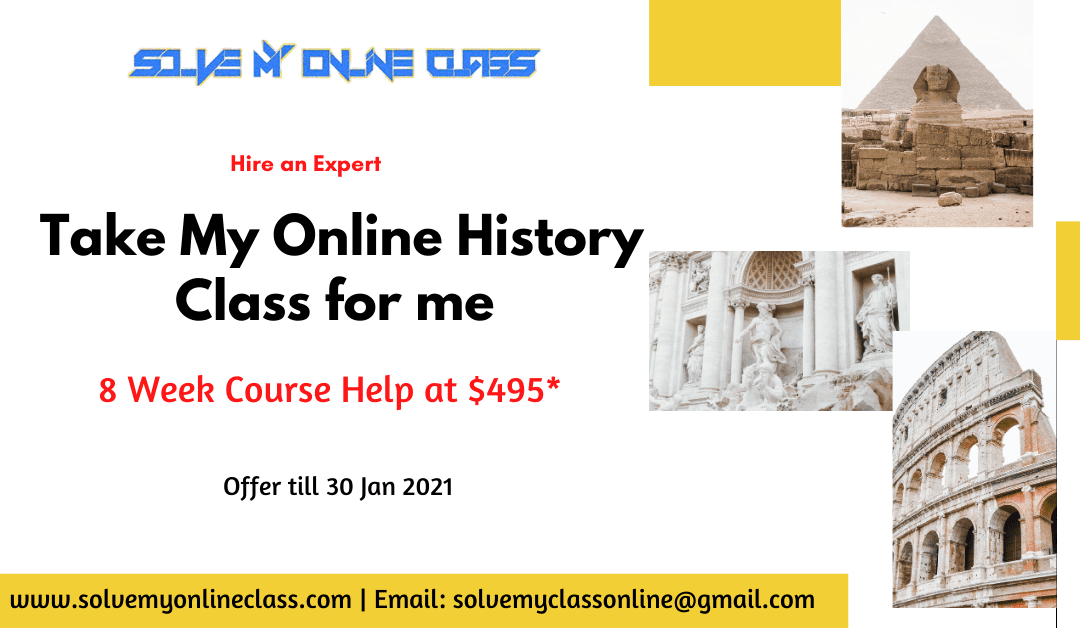 Pay someone to take my online History exam for me