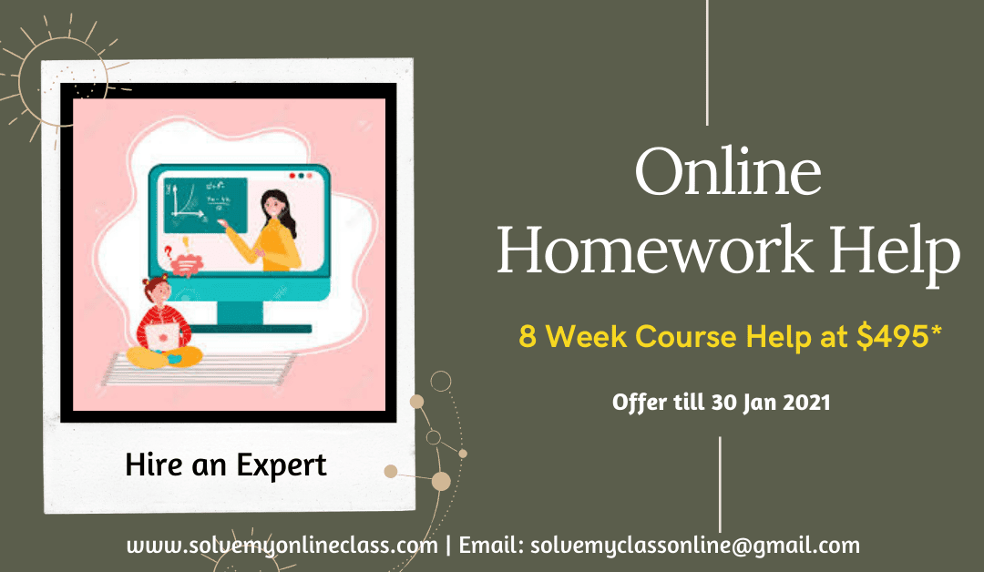 Hire an Expert to Do your Homework