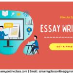 How to write Effective English Essay writing
