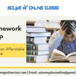 Need Homework Help