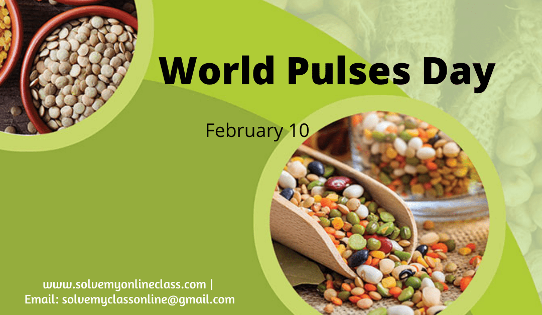 World Pulses Day