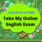 Take my Online English Exam for Me