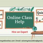 Hire an Expert : Take My Online Class