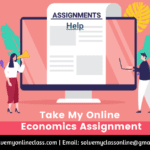 Take My Online Economics Assignment for me