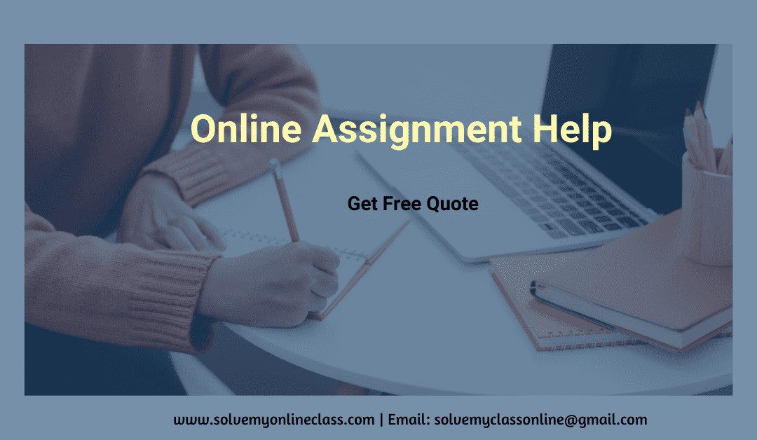 Hire Someone to take My Online Assignment