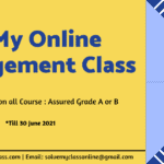 Take my online management class for me