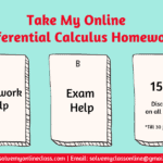 Take My Online Differential Calculus Class