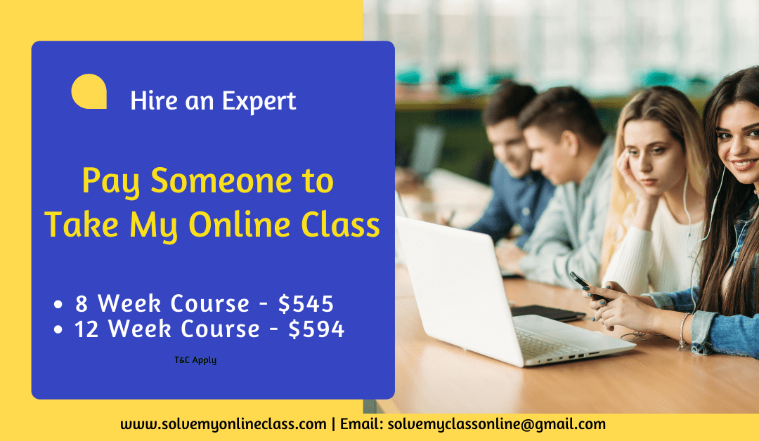 Take My Online Course